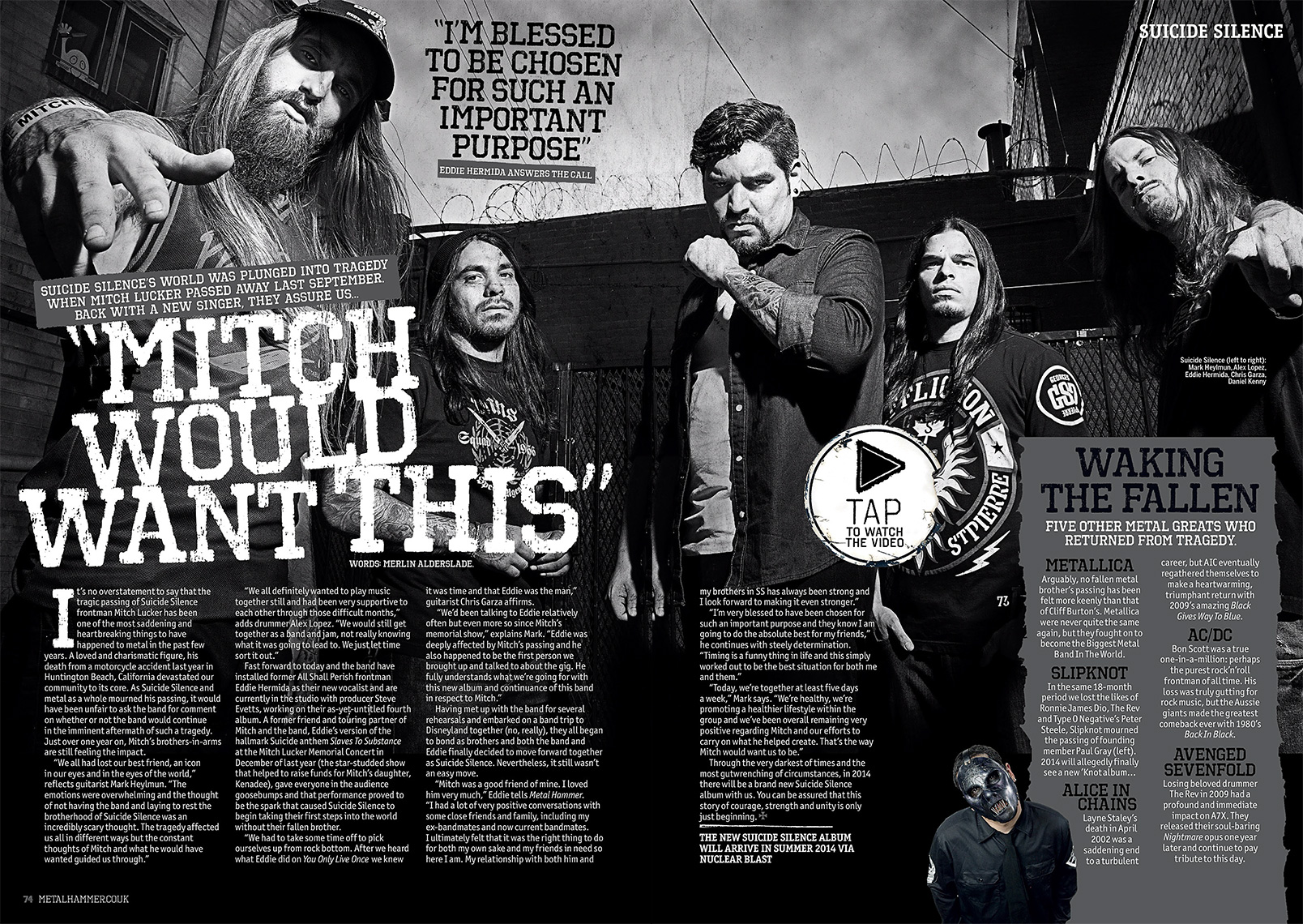 MetalHammerUKIssue252January2014