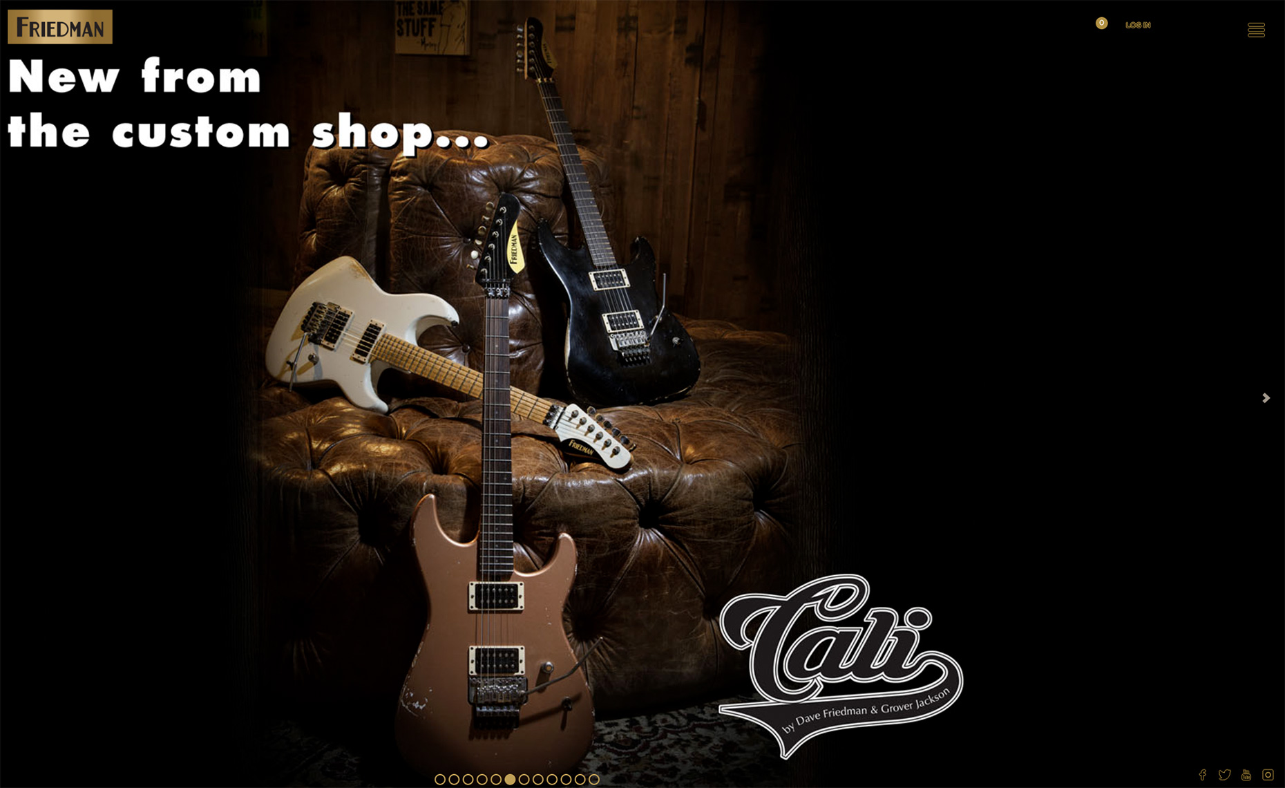 Friedman Guitars
